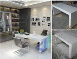 Scrivania esecutiva della mobilia acrilica di lusso della mobilia del Guangdong