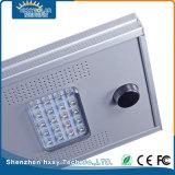 Installation facile 20W tous dans l'un éclairage solaire intégré