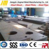 Plaque en acier doux SS400 A36 S235 Plaque en acier de Découpe CNC