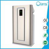 Портативный сТЧ 2,5 с панели кнопки фильтр HEPA датчика свежего воздуха улучшить выпуск анионов очистителя воздуха ионизатор снять неприятный запах производителя