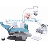Unidad Dental sillón dental Osa-A3600 equipo dental de la clase alta sillón dental unidad dental de Calidad fabricante