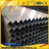 Zhonglian 6063 T5 het Geanodiseerde Profiel van het Aluminium voor Zonnepaneel