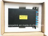 광섬유 Wdm CATV Mux/Demux 1CH-16CH Lgx 상자 CWDM