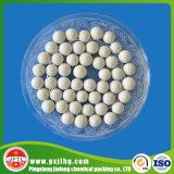 Sfera di ceramica dell'allumina inerte della porcellana per i media di sostegno della base del catalizzatore