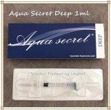 Remplissage cutané d'acide hyaluronique d'Aqua de gel injectable secret d'injection