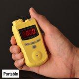オイルの抽出のための携帯用耐圧防爆C4h10ブタンのガス探知器アラーム