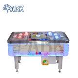 Münzenhit-Bohnen-Tisch-Säulengang-Maschine