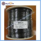 2 in 1 Belüftung-Kabel CCTV Rg59+Power