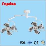 Светильник Operating двойного светильника Operating головки СИД Shadowless (YD02-LED4+4)