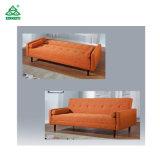 Heißer Verkaufs-bester Preis, der modernes Gewebe-Sofa-Bett faltet