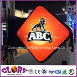 LED shop Light box for Fashion fire Advertizing shop Sign