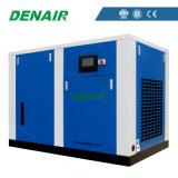 Energiesparendes Wasser geschmierter ölfreier Schrauben-Luftverdichter für Industrie
