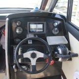 Kundenspezifisches Farbe 9-10m-Fiberglas-Fischerboot mit Cer