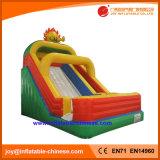 Скольжение пингвина хвастуна замока /Jumping раздувной игрушки Китая оживлённое (T4-198)
