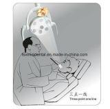 Coxo 3-13W zahnmedizinisches LED chirurgisches medizinisches Induktions-Lampen-Prüfung-Licht