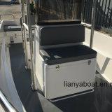 Liya 5m Fiberglas-materielle Boots-Sport-Fischen-Yachten