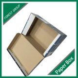 Одна коробка упаковки ботинка части Corrugated с печатание цвета