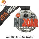 Medalhas de prêmio de metal do cliente do fabricante