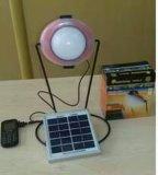 Table solaire pratique de haute qualité de la lumière avec le temps d'éclairage en 3 étapes