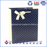 Cadeau de fantaisie sac de papier Personnalisé Papier de luxe sac cadeau avec échantillon gratuit