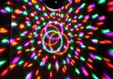 Luz mágica cristalina al por mayor de la bola del MP3 LED de la luz de la etapa del cristal LED con Bluetooth