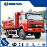 中国Dongfengのブランドの小型ダンプトラック4*2 8トンライトダンプカートラック
