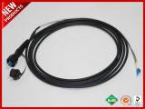 2 coeurs à fibres optiques PDLC FTTA Câble extérieur