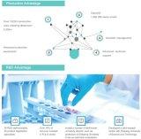 Ce approuvé de la vaginose bactérienne Test de diagnostic rapide/BV pH vaginal/sna Combo (Kit de test de détection enzymatique chimique sec)