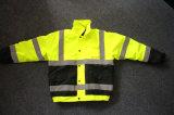 Безопасности отражает куртка силу En-471 метки класса II