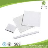 100% pur moulé en Téflon PTFE de feuille, Vigin Skived feuille, plaque en Téflon PTFE blanc