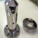 Framlessの栓(手すりの付属品)を囲うステンレス鋼のプール