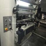 Calculateur de vitesse élevée de l'impression hélio automatique de la machine pour le film en plastique