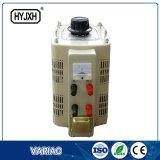 De enige Regelgever van het Voltage Variac van de Output van de Fase 2kVA Gemeten Variac