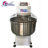 Equipamento de padaria comercial 50 kg de massa Amassadeira Espiral / misturadores de massa