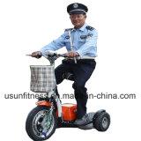 Faltender drei Rad-elektrischer Mobilitäts-Roller