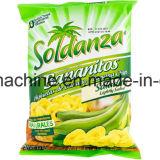 バナナチップのための自動袋のパッキング機械