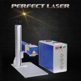 máquina de la marca del laser de la fibra 20W para los componentes de ordenador