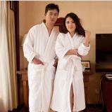 Bathrobe relativo à promoção do hotel/os Home pijama/Nightwear/roupa de noite do Waffle do algodão/