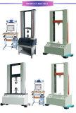 Instrumentos de prueba universal para plástico Máquina de ensayo de resistencia a la tracción de goma