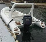 Barca gonfiabile semirigida della nervatura della barca di Liya 10persons Cina da vendere
