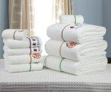 ترويجيّ فندق/بيتيّ 100% قطن بيضاء حمام/وجه/شاطئ/[هند توول]