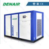 Compressore d'aria iniettato olio efficiente 90kw con diretto guidato