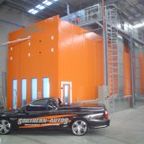 LKW-Spray-Stand mit Qualitäts-niedrigem Preis