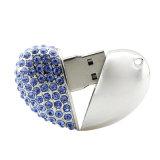 주문 로고 무료 샘플 USB Pendrive 조각 금속 심혼 8GB 섬광 드라이브