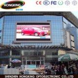 A Todo Color exterior fija P10 en la pantalla de LED para mostrar publicidad