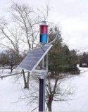 Prix solaire hybride de générateur d'énergie éolienne de 200W 12V/24V