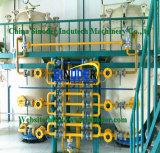 大豆またはピーナツ綿実またはヒマワリの種の石油精製所