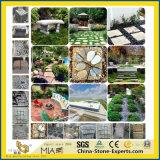Natuurlijke Grijze/Zwarte/Gele/Groene/Witte Basalt/Lei/Getuimeld/Zandsteen/Kerbstone/de Straatsteen van het Graniet voor Tuin/Modellerend/Decoratief/Oprijlaan