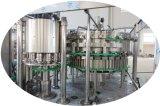 Bouteille de verre automatique boisson gazeuse de l'eau remplissage usine d'Embouteillage de boissons gazeuses