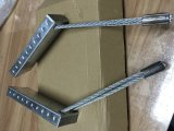 Ligar a caixa de loop de Cabos de aço para betão conexão na parede
